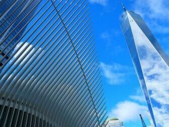 ワンワールドトレードセンター ロウアーマンハッタン NYC