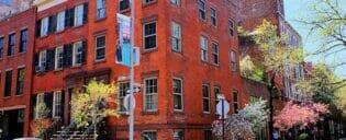 ニューヨーク ウェストヴィレッジ