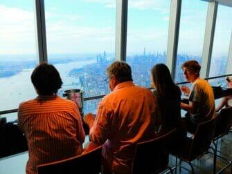 ニューヨーク ワンワールド 展望台 チケット - バー