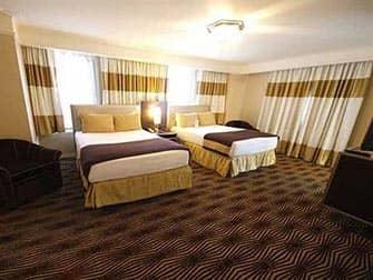 ニューヨーカーホテル ツインルーム