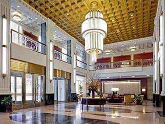 ニューヨーカーホテル ロビー