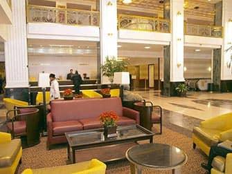 ニューヨーカーホテル レセプション