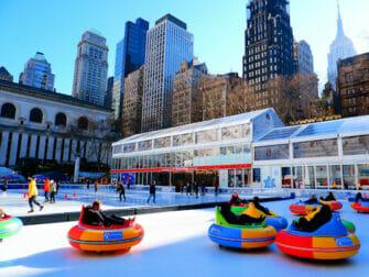 ニューヨーク スケート - ブライアントパーク リンク