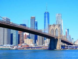 サークルライン ベストオブNYCクルーズ - ブルックリンブリッジ
