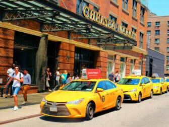 ニューヨーク ミートパッキングディストリクト - チェルシーマーケット