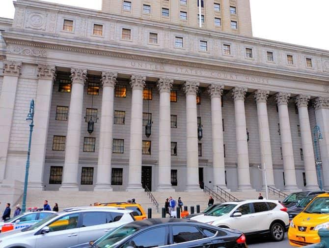 ニューヨーク シビックセンター - 市庁舎