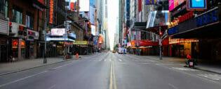 マンハッタンのミッドタウン