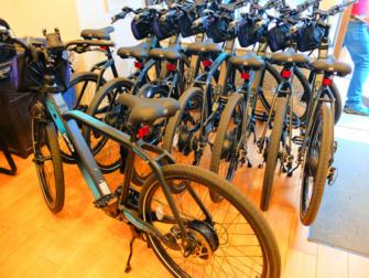 ニューヨークの身体障害者用設備 - 電気自転車