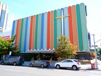 ニューヨークのハーレム - 教会