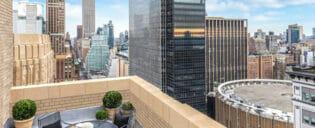ニューヨークのホテルニューヨーカー