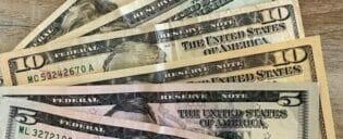 ニューヨーク旅行 ドル紙幣