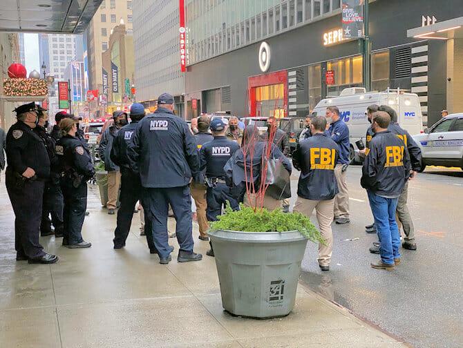 ニューヨーク 安全