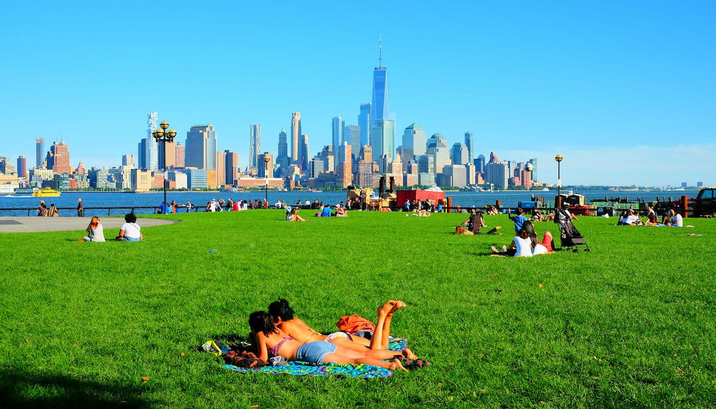 ニューヨーク 気候 - 夏