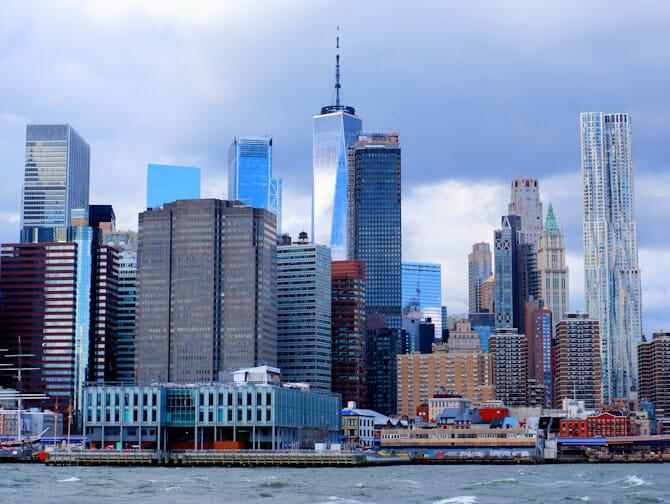 ニューヨークの気候