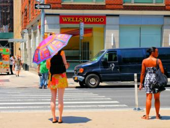 ニューヨークでの服装 - 夏