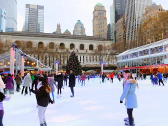 ニューヨークでの服装 - 冬