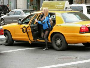 タクシーはニューヨークでの移動に最適な手段