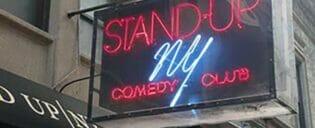 コメディクラブ スタンドアップ ニューヨーク