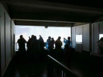 ナイアガラの滝 ビハインド・ザ・フォールズ
