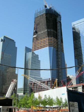 1ワールドトレードセンター 2011年5月