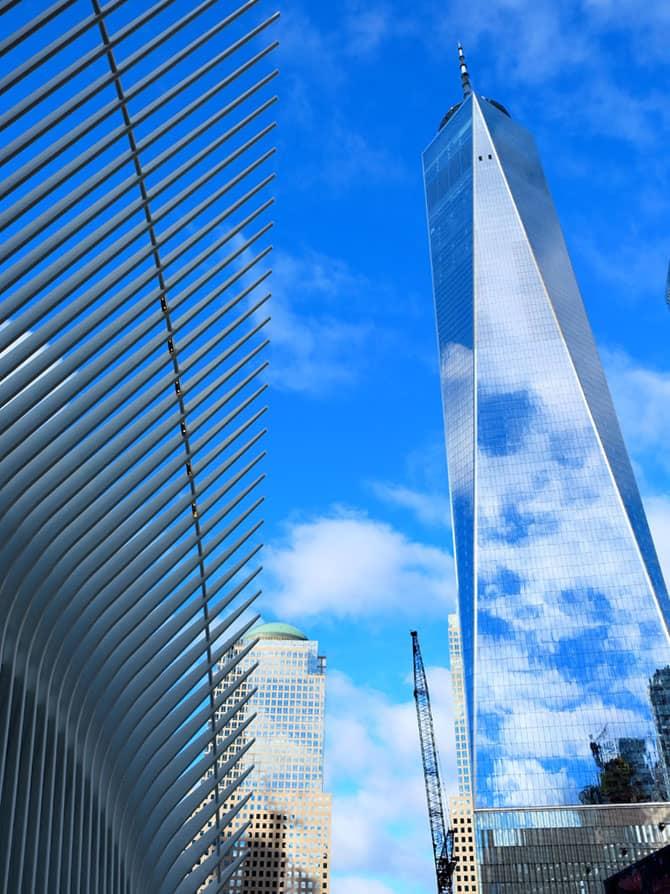 フリーダムタワー / 1ワールドトレードセンター - OWTCとオキュラス