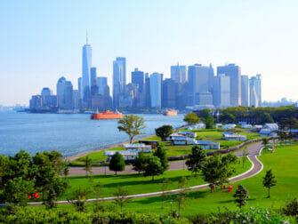 ニューヨーク ガバナーズアイランド 1WTC