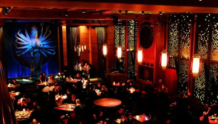 ニューヨーク ミートパッキングディストリクト ナイトクラブ - TAO ダウンタウン