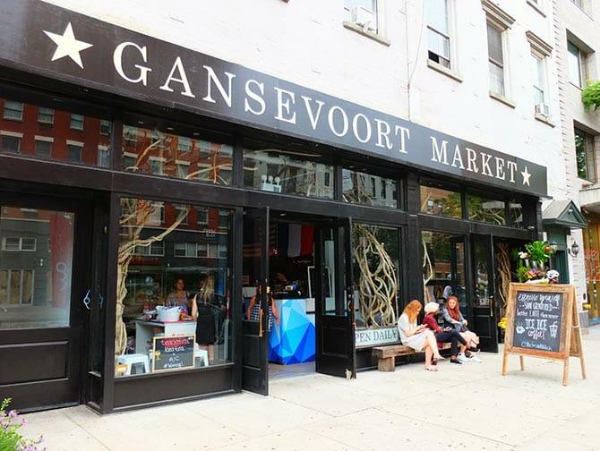 ニューヨーク マーケット - ガンズヴォートマーケット