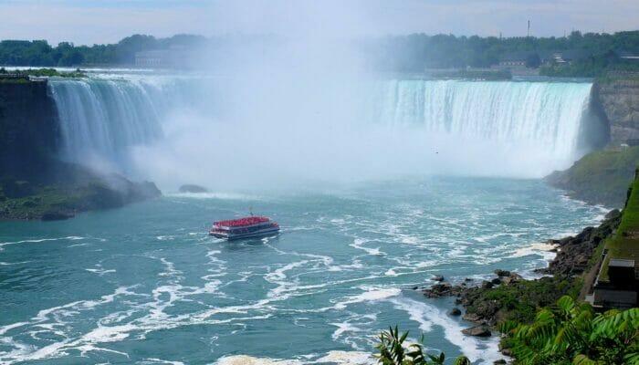 カナダ フィンガーレイクス ニューヨーク州 2泊3日 ツアー クルーズ