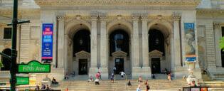 ニューヨーク 公共図書館