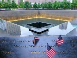 ニューヨーク 911メモリアル