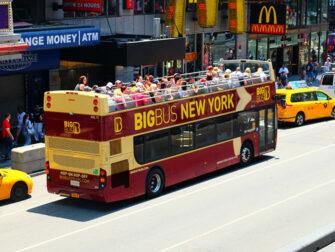 ニューヨーク ビッグバス - 車両
