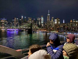 ニューヨーク ビッグバス - ナイトツアー