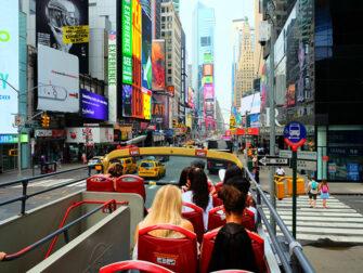 ニューヨーク ビッグバス - 景色