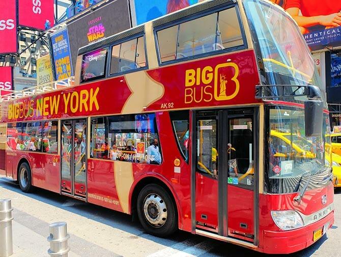 ニューヨーク ビッグバス