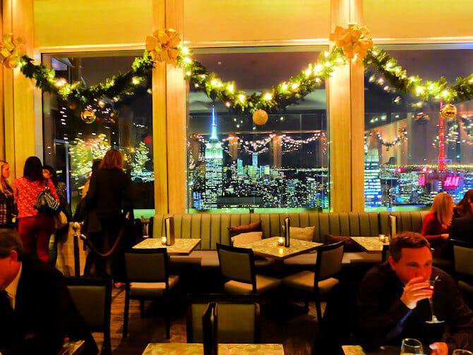 ニューヨーク ロックフェラーセンター - Bar SixtyFive