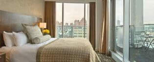ニューヨークのホテル ウィンダムガーデンチャイナタウン