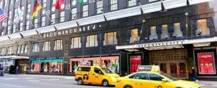 ニューヨーク アッパーイーストサイドでのショッピング
