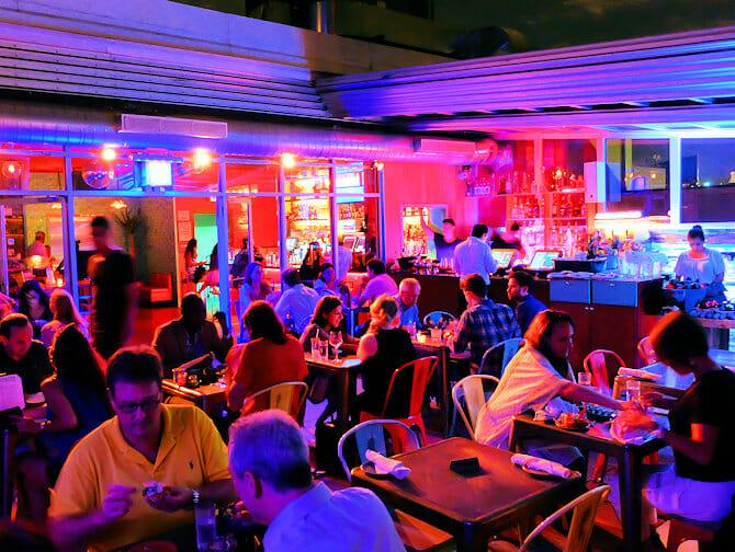 ニューヨークでいちばん美味しいメキシコ料理 - キャンティーナ・ルーフトップレストラン