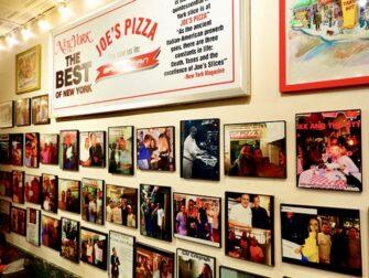 ニューヨークでいちばん美味しいピッツァ - ジョーズ ニューヨーク