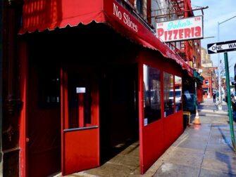 ニューヨークでいちばん美味しいピッツァ - ジョンズピッツェリア