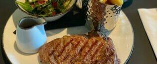 ニューヨークのステーキ