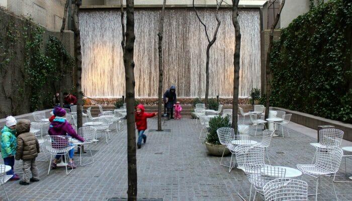 ニューヨーク 公園 - パリーパーク