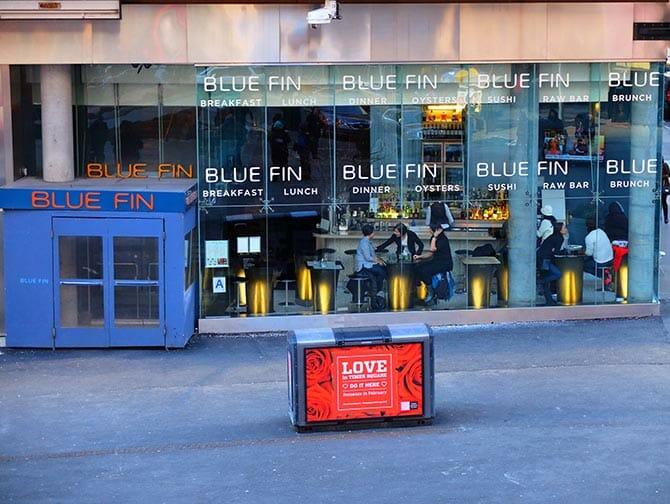 ニューヨーク 寿司 - ブルーフィン