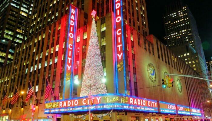 ニューヨーク ラジオシティ・クリスマススペクタキュラー