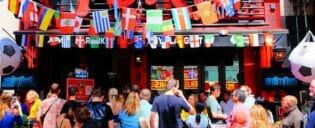 ニューヨーク-スポーツバー-スポーツカフェ