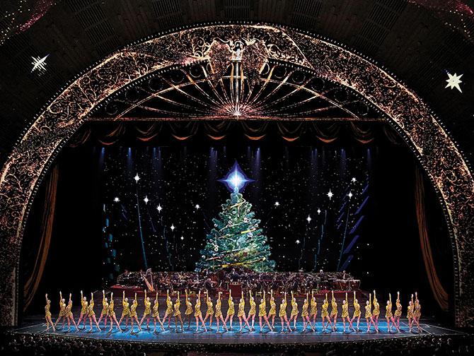 ニューヨーク クリスマスシーズン - クリスマススペクタキュラー