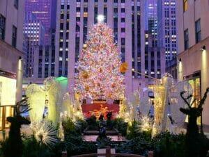 ニューヨーク クリスマス