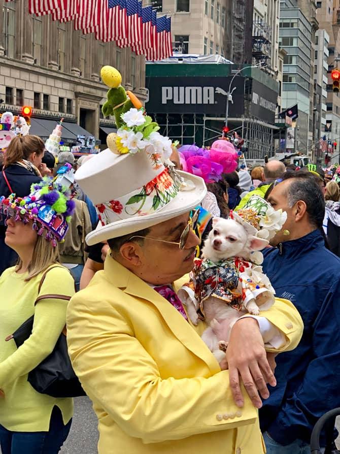 ニューヨーク イースター - イースターパレード