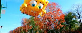 ニューヨーク サンクスギビング パレード